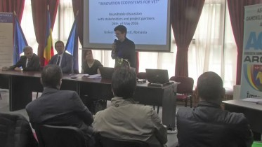 Round table discussion - Pitesti